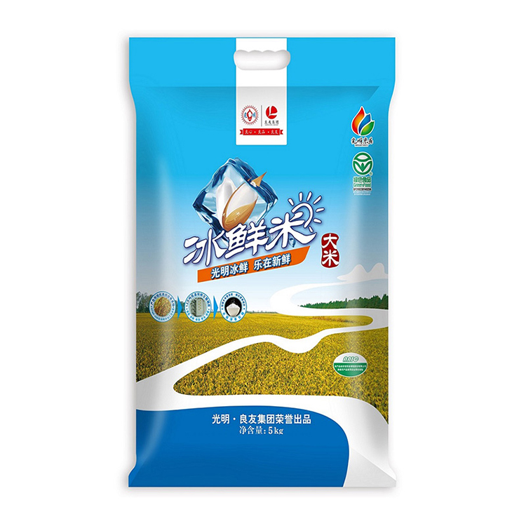 光明米业 江苏海丰冰鲜米 5kg