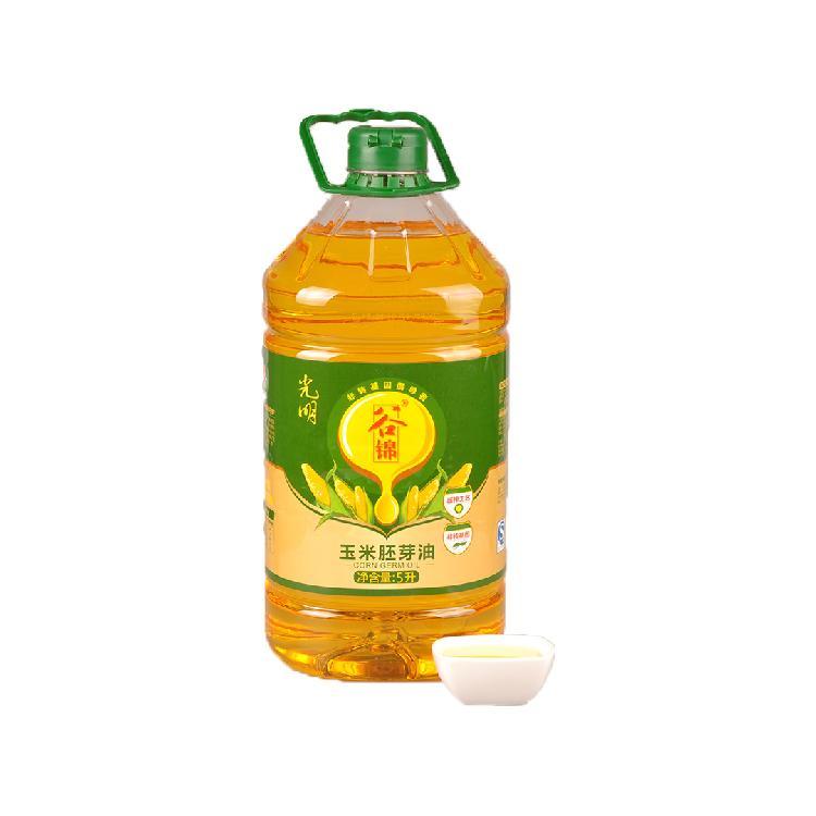 光明 谷锦玉米油 5L