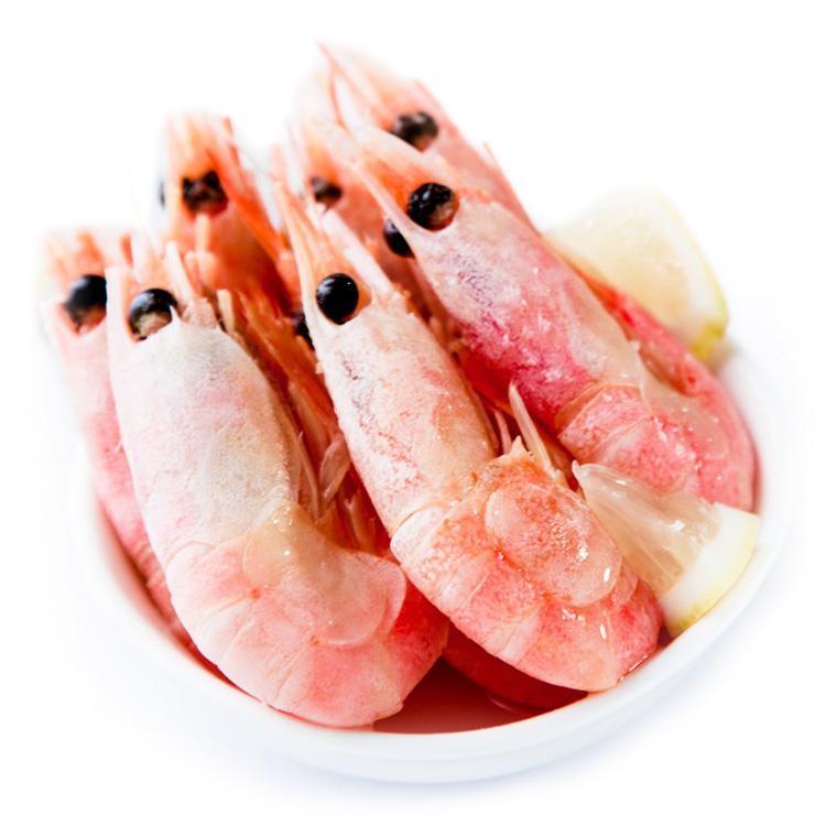 家豪北极甜虾500g