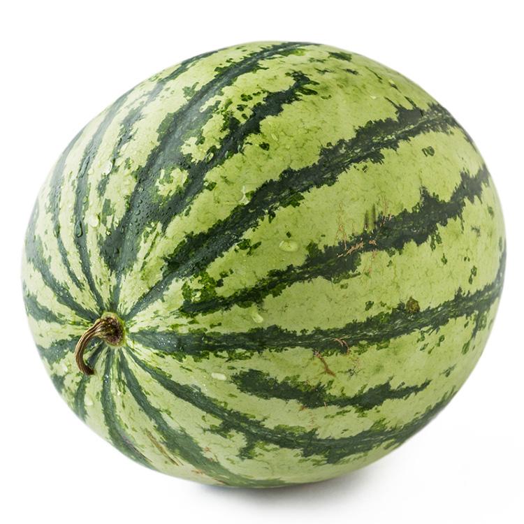 【预售】5/18开始发货 南汇8424头藤西瓜2只装/总重约13斤