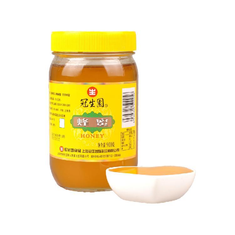 冠生园 纯净蜂蜜900g
