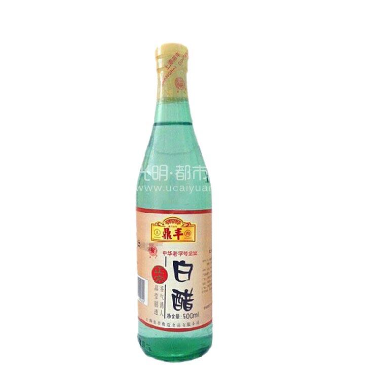 鼎丰 白醋500ml