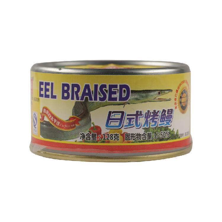 鱼家香 日式烤鳗128g