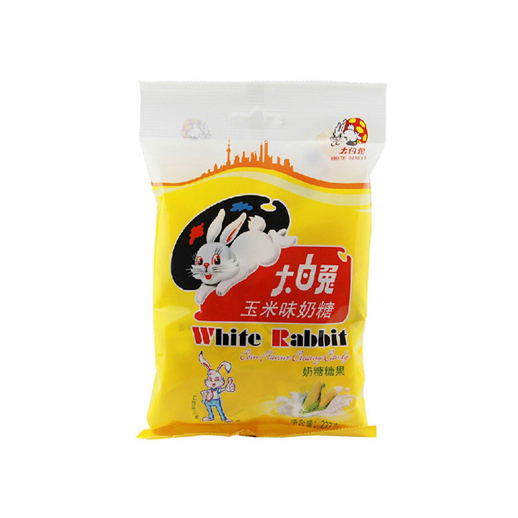 冠生园 大白兔玉米奶糖227g